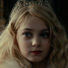 La piccola Anamaria Vartolomei in una scena di My Little Princess