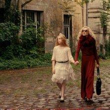 My Little Princess: le protagoniste Isabelle Huppert e Anamaria Vartolomei