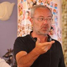 Olivier Baroux sul set  di Les Tuche