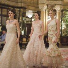 Selena Gomez, Leighton Meester e Katie Cassidy in una scena di Monte Carlo