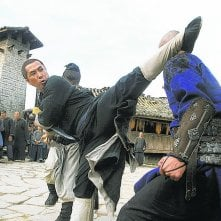Swordsmen - Wu xia: un momento d'azione nel film