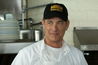 Tom Hanks in una immagine del film Larry Crowne