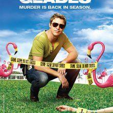Un poster della stagione 2 di The Glades