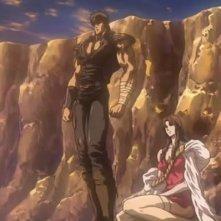 Una immagine dal film Ken il guerriero - La Leggenda del vero salvatore
