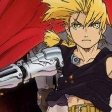 Una prima immagine di Fullmetal Alchemist: Milos no Sei-Naru Hoshi