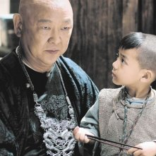 Una scena del film Swordsmen - Wu xia