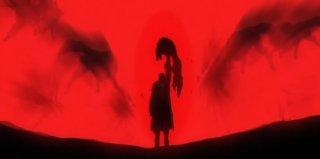 Una suggestiva immagine tratta dal film Ken il guerriero - La Leggenda del vero salvatore
