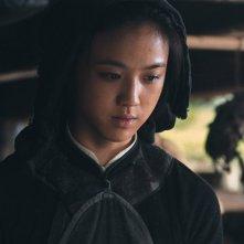 Wei Tang in una scena del film Swordsmen - Wu xia