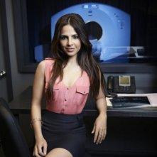 Azita Ghanizada in una foto promozionale per la serie Alphas