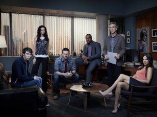 Il cast della serie Alphas