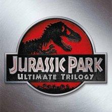 La copertina di Jurassic Park - La trilogia (blu-ray)