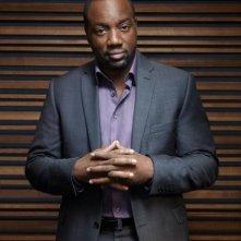 Una foto promozionale di Malik Yoba per la serie Alphas