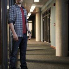 Una foto promozionale di Warren Christie per la serie Alphas