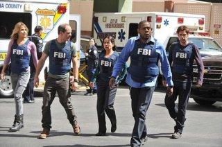 Una scena della serie tv Criminal Minds: Suspect Behavior