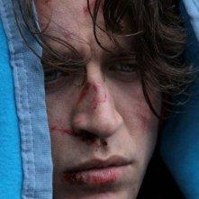 Alessandro Roja in una immagine del film L'erede