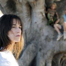Charlotte Gainsbourg in una immagine del film The Tree