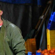 Davide Lorino in una scena del film L'erede