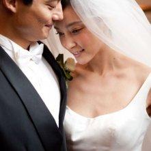 Il ventaglio segreto: Gianna Jun nella scena delle nozze