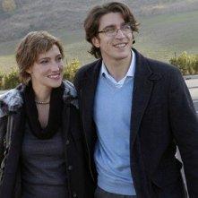 L'erede: Alessandro Roja e Maria Sole Mansutti