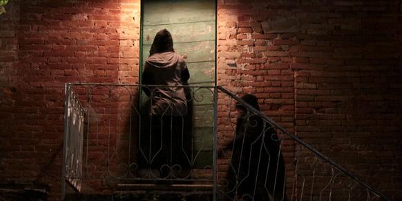 L Erede Una Scena Spettrale Del Film 208123