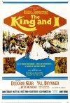 La locandina di Il re ed io
