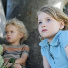 Morgana Davies, piccola protagonista del film The Tree
