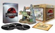 La trilogia di Jurassic Park in blu-ray dal 2 novembre