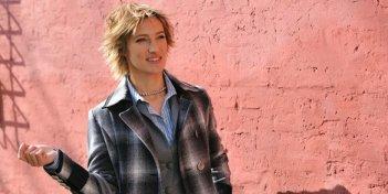 Maria Sole Mansutti in una scena del film L'erede