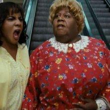 Martin Lawrence e Brandon T. Jackson, protagonisti di Big Mommas: Like Father, Like Son