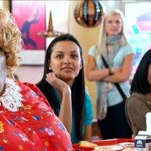 Martin Lawrence in una scena divertente del film Big Mommas: Like Father, Like Son