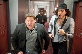 Russell Brand e Jonah Hill in fuga dai guai nel film Get Him to the Greek