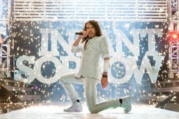Russell Brand nei panni di una rock star per la commedia Get Him to the Greek