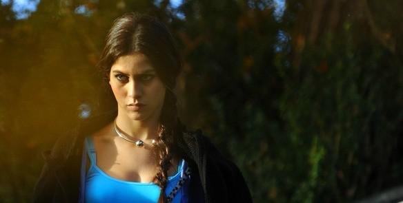 Tresy Taddei In Una Scena Inquietante Del Film L Erede 208117