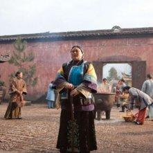 Una immagine dal film Il ventaglio segreto