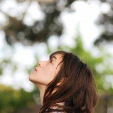 Una intensa immagine di Charlotte Gainsbourg dal film The Tree