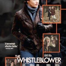 La locandina di The Whistleblower
