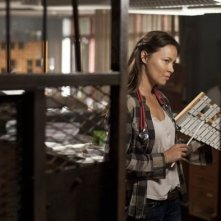 Moon Bloodgood nell'episodio Grace della serie Falling Skies