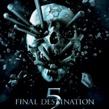 Nuovo poster per Final Destination 5
