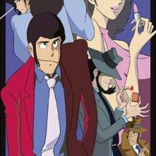 Poster della serie-tv Le nuove avventure di Lupin III (1977)
