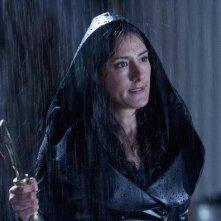 Un'immagine di Alicia Coppola nell'episodio 'Green Star' di The Nine Lives of Chloe King