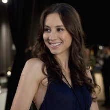 Troian Avery Bellisario nell'episodio 'Never Letting Go' di Pretty Little Liars
