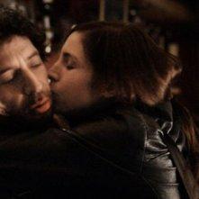 Anne Azoulay con Eric Elmosnino nel film Léa