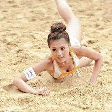 Chrissie Chau, protagonista di Beach Spike
