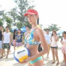 Jessica Cambensy in Beach Spike