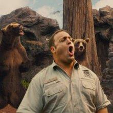 Kevin James è The Zookeeper (Il signore dello zoo)