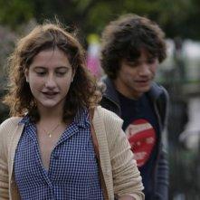 Lola Creton e Sebastian Urzendowsky, protagonisti di Un amour de jeunesse