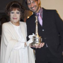 Matteo Tosi con Silvana Pampanini