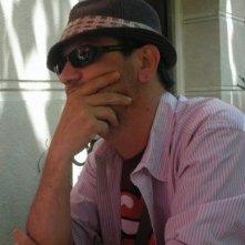 Paolo Logli sul set