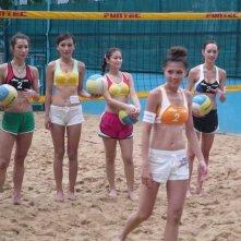 Una immagine del film Beach Spike