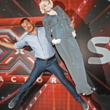 Alessandro Cattelan durante i provini per X-Factor 5